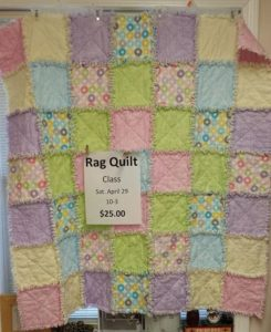 The Flannel Rag Quilt